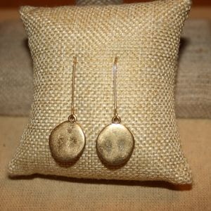 Paillette Single Drop Earrings